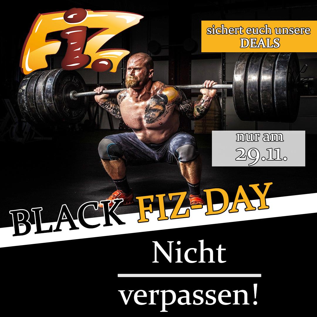 Black FiZ Day im FiZ Karlstadt