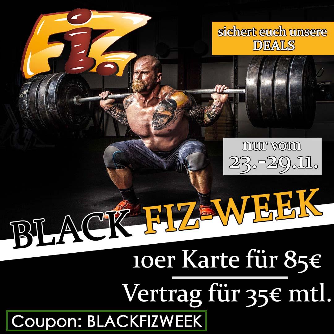 Unsere Deals zur Black FiZ-Week