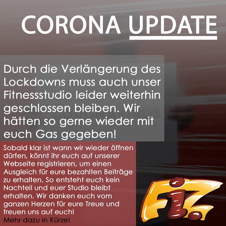 Corono Update November