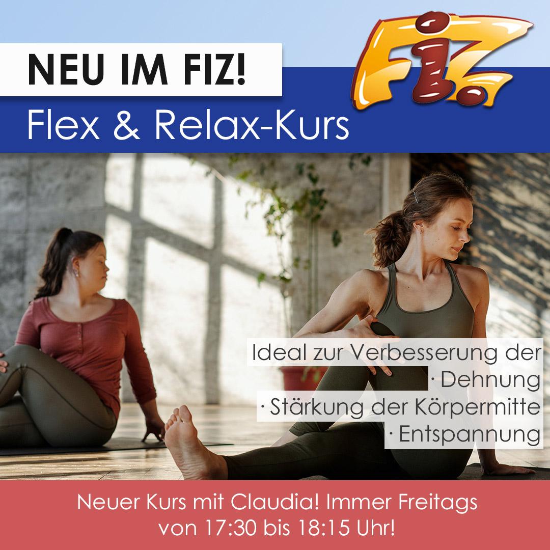 Flex & Relax Kurs