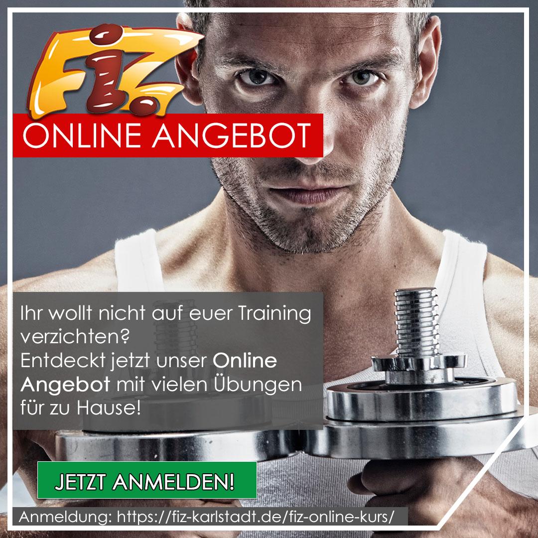 FiZ Online Kurs Mitglieder-Bereich
