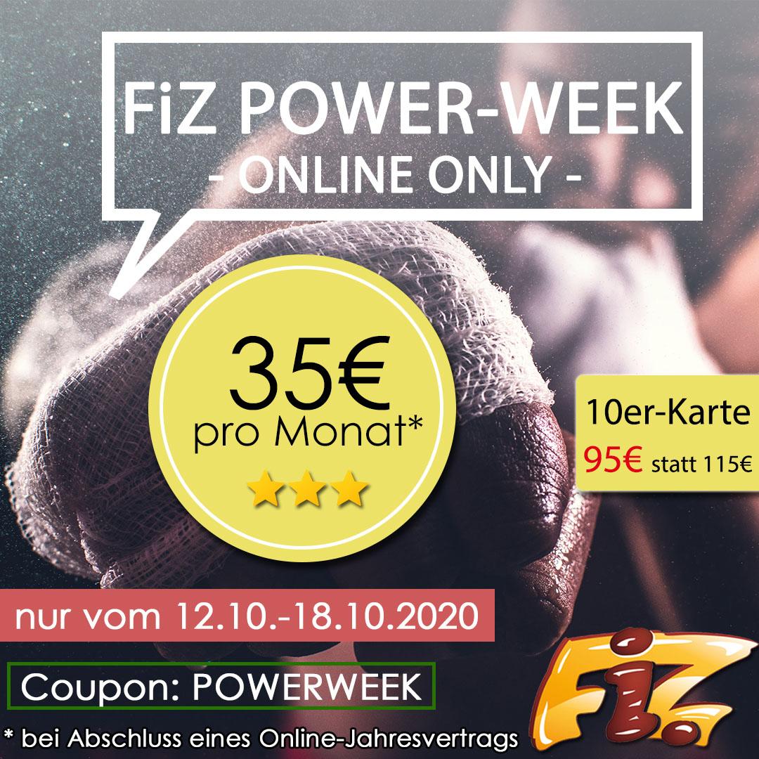 FiZ Power-Week
